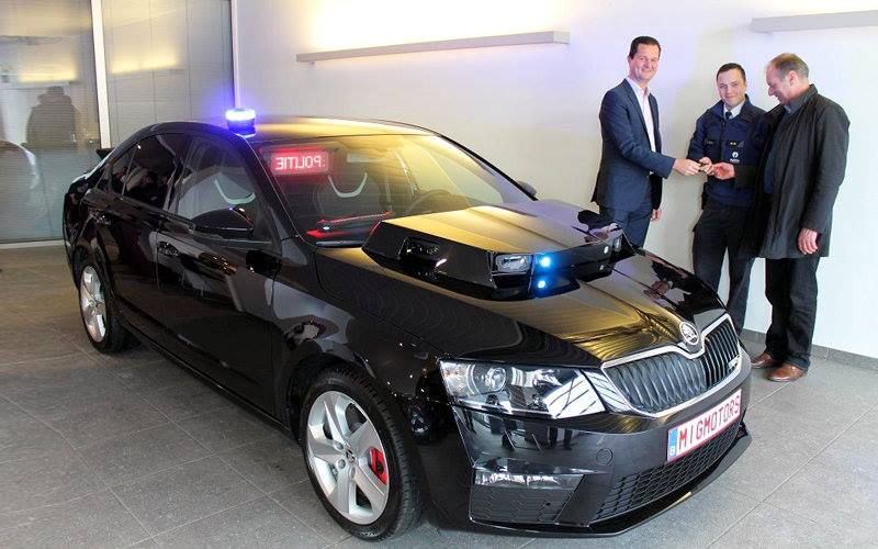 Police Car Scanner For Sale