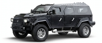 Knight XV, World's Most Secure SUV, Costs $310,000