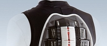 Knox Track Vest Enhances Upper Body Protection