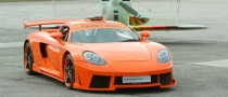 Koenigseder Unleashes the Devil: Porsche Carrera GT