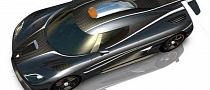 Koenigsegg Agera One:1 Renderings Leaked