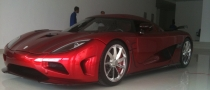 Koenigsegg Agera R for the Oman Royal Family