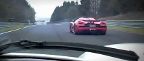 Koenigsegg Agera R Hits 250 MPH on Nurburgring [Video]