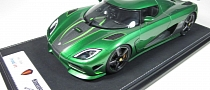 Koenigsegg Agera S Scale Model Looks Mind-Blowing [Photo Gallery]