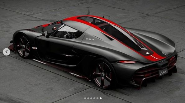 Koenigsegg Jesko 300 Mph Version Rendered Has Rear Wing Delete