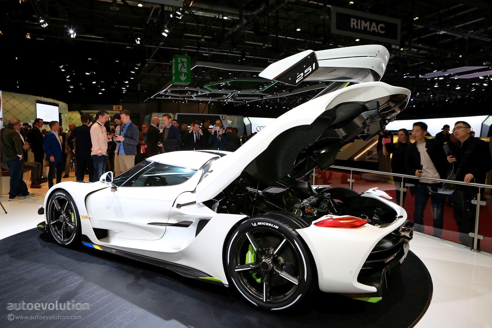 Koenigsegg Jesko Takes A Week To Build Dealers Secretly Bought A