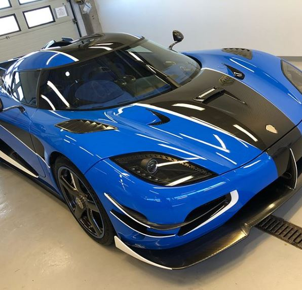 Koenigsegg Agera Rs 1: Koenigsegg Secretly Built An 1,360 HP Agera RSN With A Two
