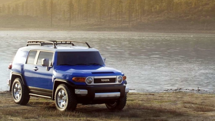 Korea Adding Toyota FJ Cruiser to Lineup