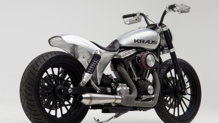 Kraus Nicks Dyna The Way Harley Davidsons Should Look