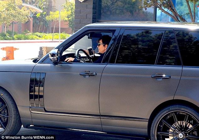 Kris Jenner Gets Her Range Rover Refreshed Autoevolution