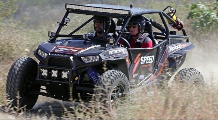 Bruce Jenner Race Car