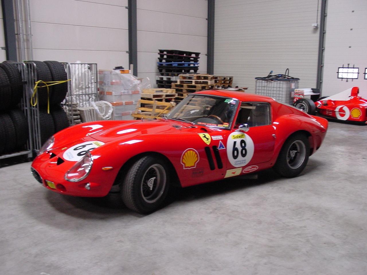 d3d8c518db Kroyman s Ferrari Collection Sold - autoevolution