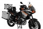 KTM 1190 Adventure Gets Full Touratech Accessory Range