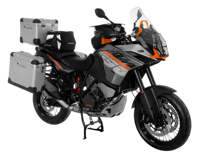 ktm 1190 adventure gets full touratech accessory range autoevolution. Black Bedroom Furniture Sets. Home Design Ideas