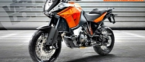 KTM 1190 Adventure Official Picture Leaked