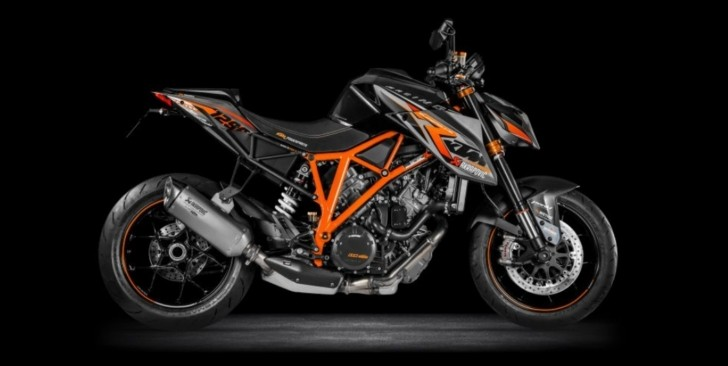 Ktm 1290 Super Duke R Shows Available Styling Autoevolution