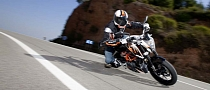 KTM 390 Duke Comes to North America [Photo Gallery]