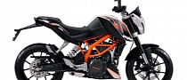KTM 390 Duke Launches June 25