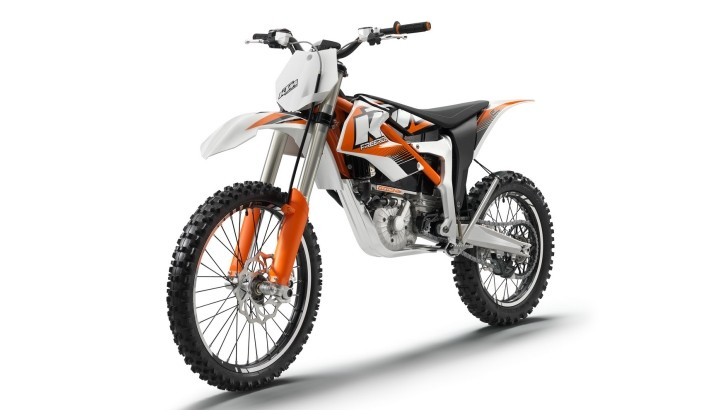 KTM Backs Off on the Electric Bike Front