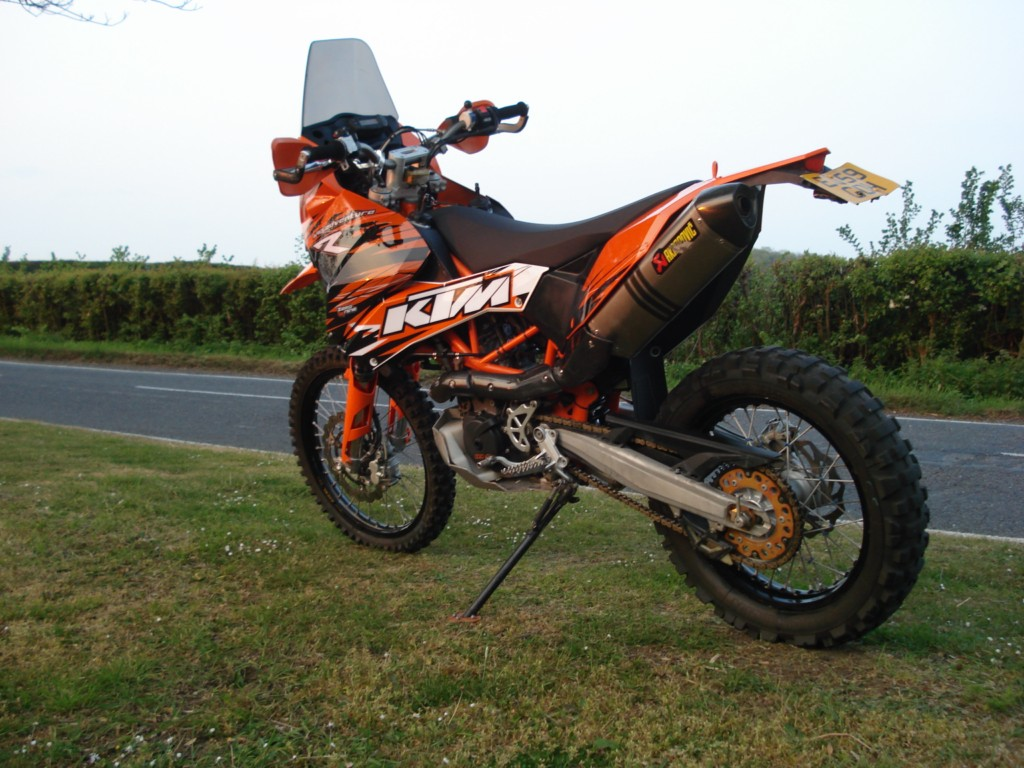 How Much Is A Used Ktm