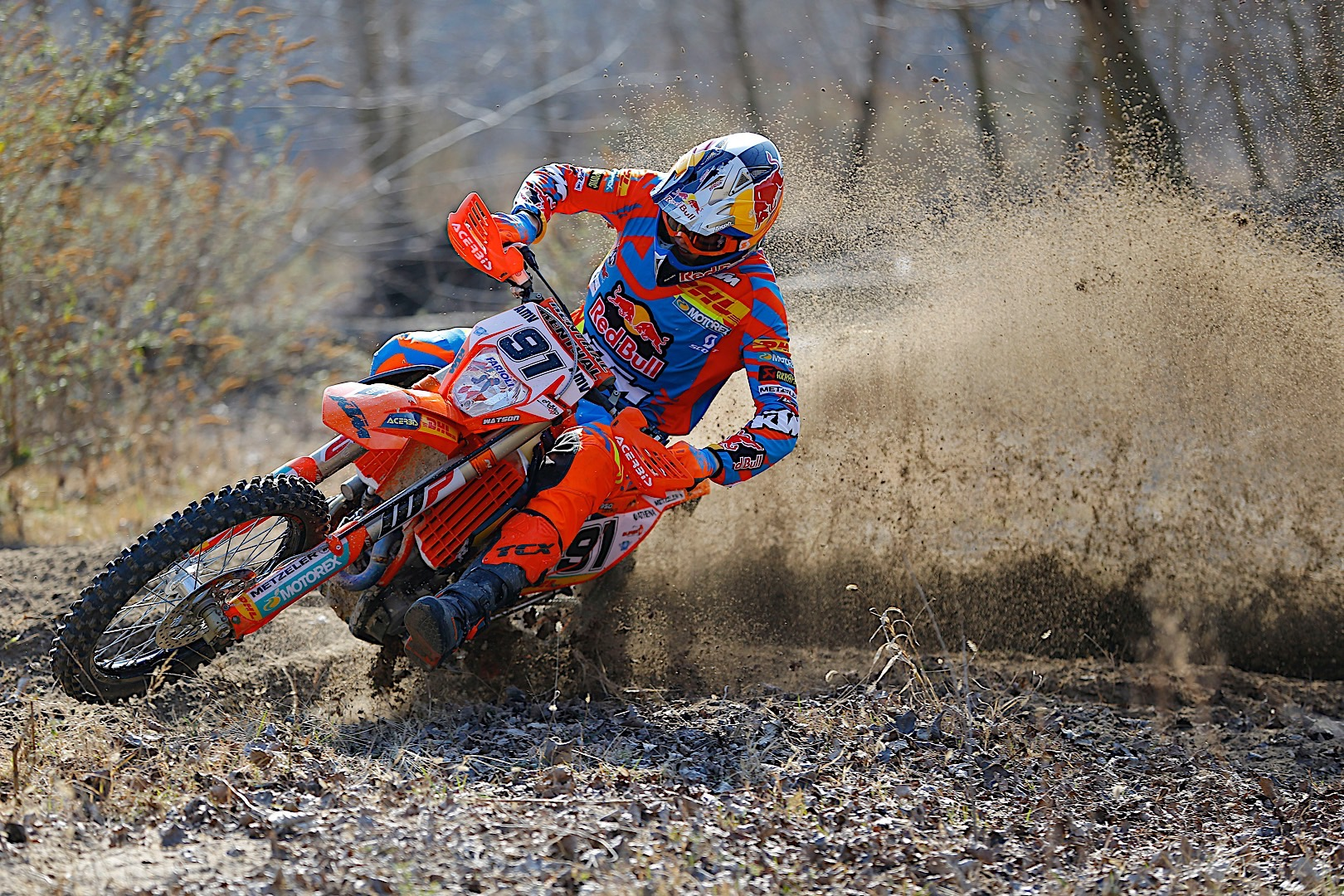 KTM Enduro Racing Team Is Ready For 2017 Season - autoevolution