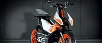 KTM Freeride-E Scheduled for 2014, E-Speed Launches in 2015 [Photo Gallery]