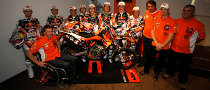KTM Introduces 2010 MX Team and 350 SX-F Machine