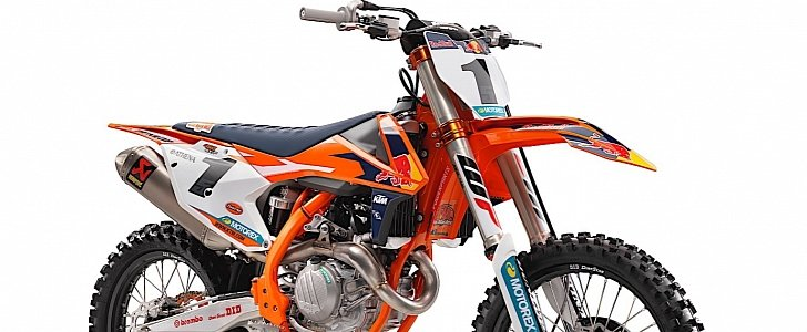 Ktm Introducing 2017 Sx Factory Edition Models Autoevolution