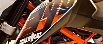KTM Launches 390 Duke, Bajaj Strike Affects Production