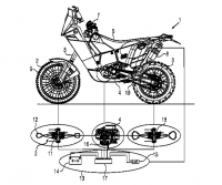 How Electronic Power Steering Works as well Gm Wiring Diagrams For Dummies furthermore Kawasaki Motorcycle Symbols likewise  on ktm wiring diagram symbols
