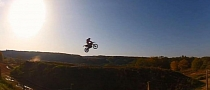 KTM Motocross Jump Ends Bad [Video]