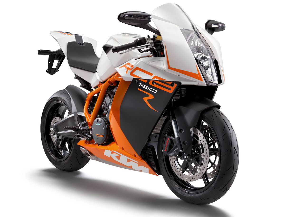 KTM Prepares RC25, The 250cc Sport Bike