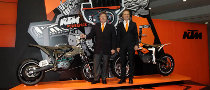 KTM Previews the Freeride Project Motorcycle