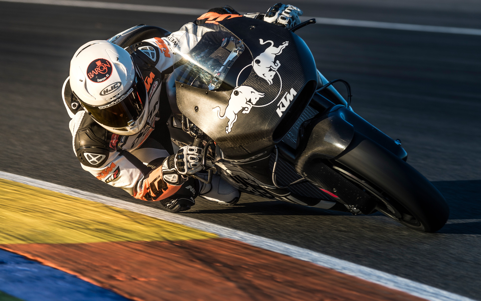 KTM RC16 at Least One Wildcard Entry in 2016, Luca Marini in Moto2 with Forward Racing ...