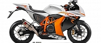 KTM RC4 Concept Rendering by Luca Bar Design