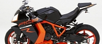 KTM RC8 Receives Corbin Seat