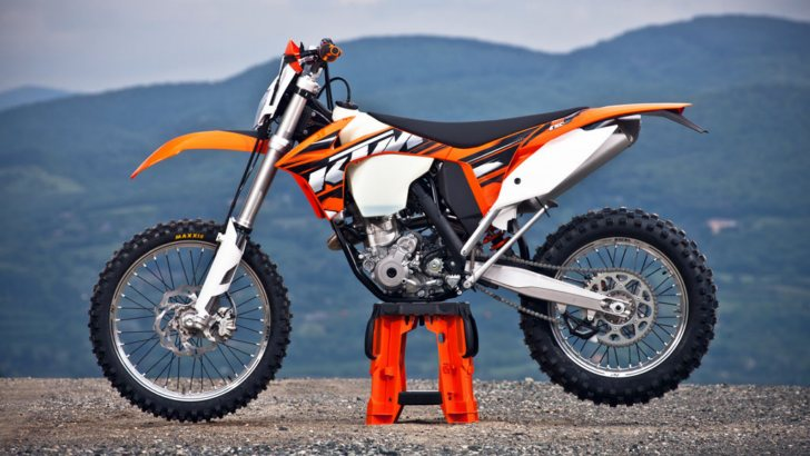 KTM Recalls 7,000 Off-Road Bikes for Fuel Line Faults