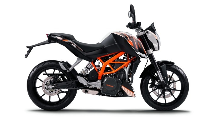 KTM Rumored to Reveal the 390 Duke February 24th