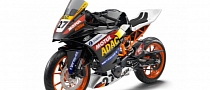 KTM Shows RC390 Race Cup Machinery [Photo Gallery]