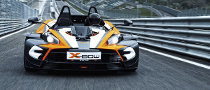 KTM X-Bow Gets an R, a Few More Horses
