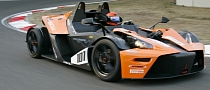 KTM X-Bow Gets Forge Motorsport Chargecooler