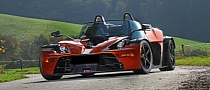 KTM X-BOW GT Gets Extra Power from Wimmer RS [Photo Gallery]