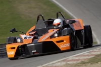 KTM X-BOW GT4 Race Car
