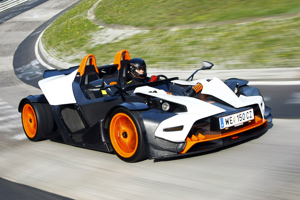 KTM XBOW R Coming autoevolution