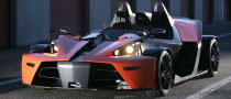 KTM X-Bow Tampered with by MTM