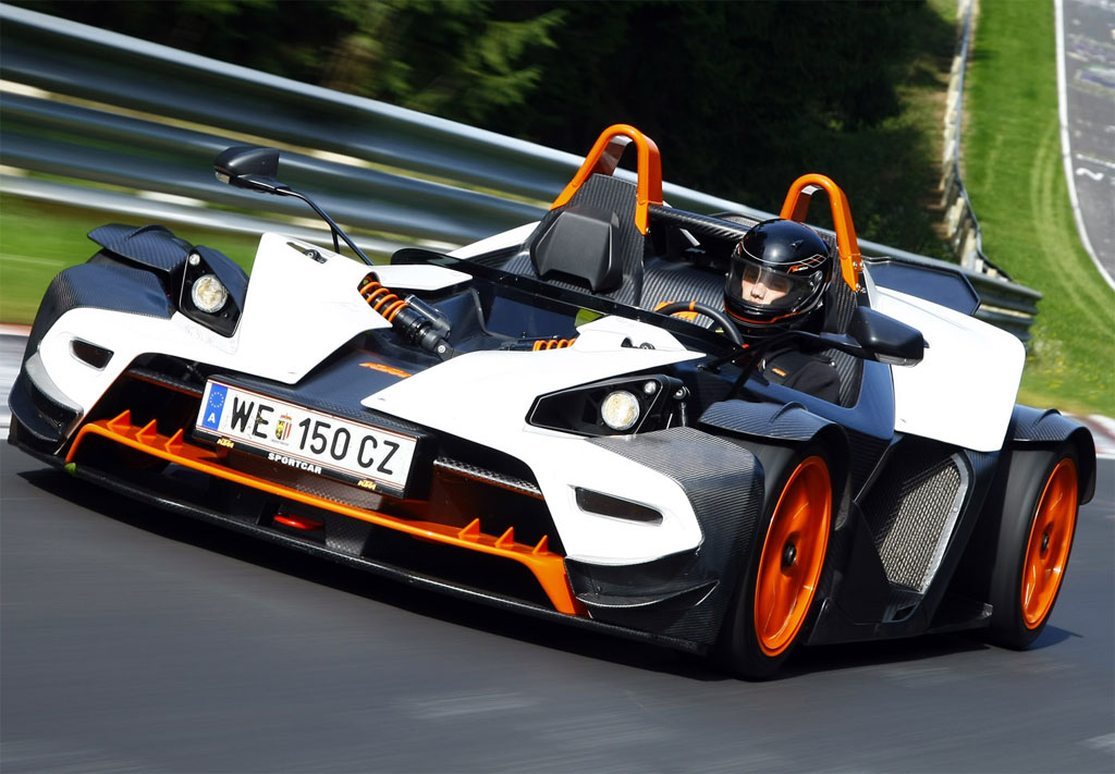 KTM X-Bow US Pricing Released - autoevolution