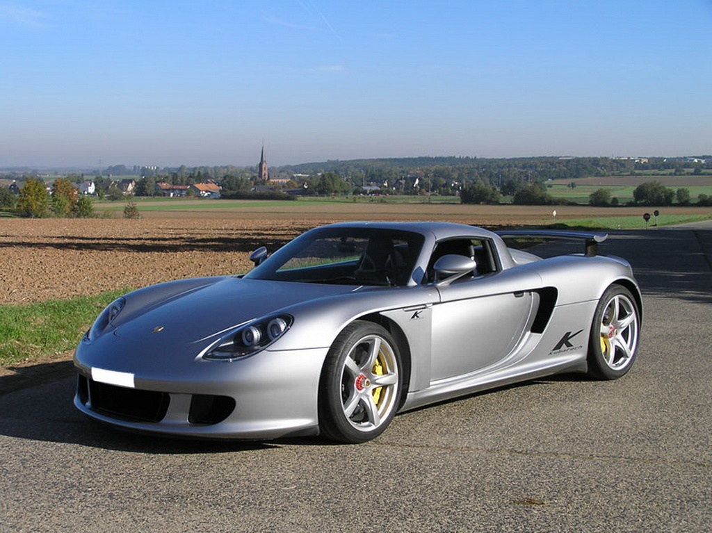 kubatech tunes the porsche carrera gt autoevolution. Black Bedroom Furniture Sets. Home Design Ideas