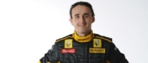 Kubica Changes Helmet for 2010