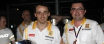 Kubica Happier with Renault than with BMW