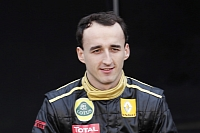 Robert Kubica misses F1 action